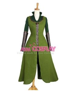 >> Click to Buy << Hot Sell The Hobbit Desolation of Smaug tauriel Costume Cosplay Dress #Affiliate