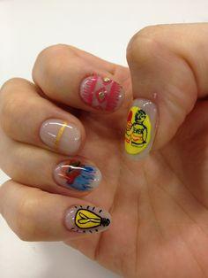 nail art - July