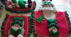 Christmas Projects, Christmas Holidays, Merry Christmas, Xmas, Felt Christmas Decorations, Christmas Stockings, Christmas Ornaments, Holiday Decor, Holiday Ideas