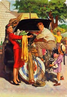 The Last Straw-Family Vacation - Harry Anderson