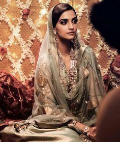 Sonam's one of many bridal looks for Dolly ki Doli..