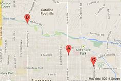 Trader Joe's Tucson Arizona Locations - Google Search