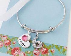 Personalized Jewelry. Necklaces Bracelets