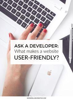 Modern Luxe Creative   Business Branding + Web Design