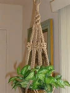Free Macrame Patterns Plant Hangers - Bing images                                                                                                                                                      More