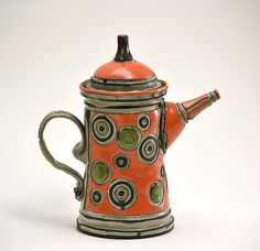 So very cool teapot!