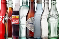 History of Coca Cola Bottled