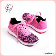 Cute, comfortable, lace-up sneaker. Slip resistant outsole is durable and flexible. #soinlove