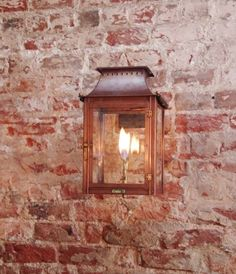 Colonial Williamsburg Lantern- an interior or exterior hanging lantern light made with antique copper. Uses 4 lights from Copper Lantern Lighting. & Colonial Williamsburg Lantern- an interior or exterior hanging ... azcodes.com