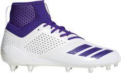 quality design e2eea 19efb adidas Mens adiZERO 5-Star 7.0 SK Mid Football Cleats, Size 13.0,