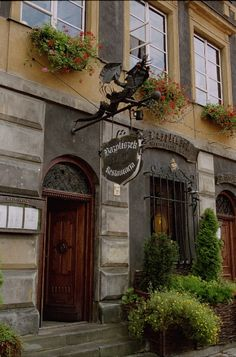 A Warsaw, Poland Restaurant in Old Town