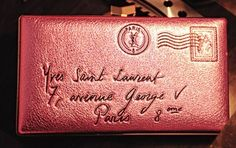 YSL  absolutely adore this clutch!!!