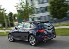 Audi SQ5 TDI, le grand méchant Q5