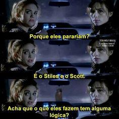 Teen Wolf Memes, Stiles, Teen Wolf Brasil, Cenas Teen Wolf, Wolf Love, Tv Series, Netflix, Wattpad, Humor