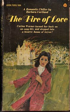The Fire of Love by Barbara Cartland