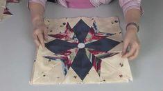 Cheryl Phillips May's Spikey Flower Table Runner Pattern