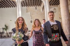 Wedding in Spanish Castle Spanish Wedding, Wedding Planners, Sequin Skirt, Castle, White Dress, Events, Culture, Weddings, Princess