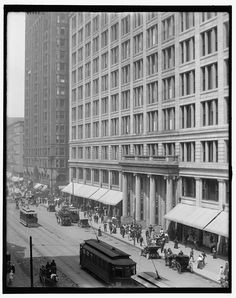 Marshall Field's department store, Chicago