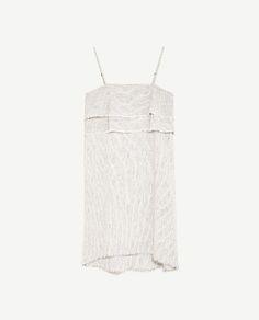 Image 8 of STRIPED DRESS from Zara