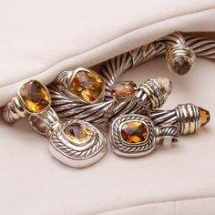 Modern Jewelry, Metal Jewelry, Boho Jewelry, Antique Jewelry, Vintage Jewelry, Jewelry Design, Edwardian Fashion, David Yurman, Emo Fashion