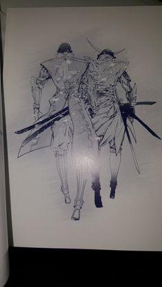 Kojuro, Masamune, Basara