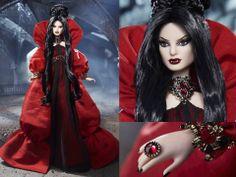 Haunted Beauty Vampire Barbie® Doll