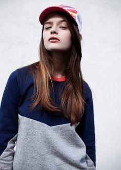 Ida Mikkelsen - female model at Le Management