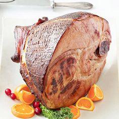 Glazed Ham - FamilyCircle.com