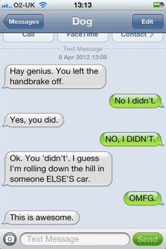 If Dogs Could Text Part 1