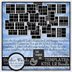 COLLAB: KTSL Lightroom Template Bundle
