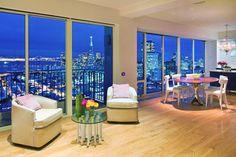 San Francisco Residence contemporary living room