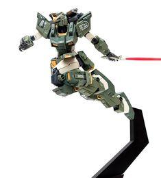 1/60 Full Resin Kit RX-78-1 GUNDAM FULL ARMOR LIGHT TYPE: Work by Billie Jean. PHOTO REVIEW http://www.gunjap.net/site/?p=248755