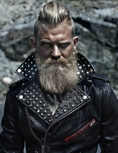 Josh Mario John (Toronto, Canada), Ivan Otis, Photographer | Purely Inspiration......Beard Up,