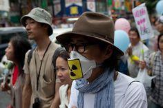 Anti-nuclear Protesting in Tokyo #photography #Fukushima #Japan #Tokyo