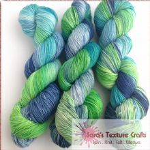 100g Variegated Colour Yarn - STANDARD SOCK Evening Walk