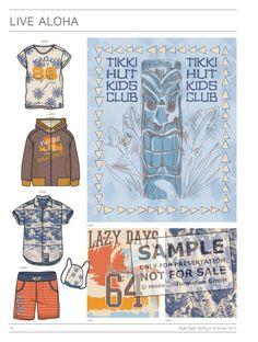 Style Right Kidswear Trendbook - Childrenswear S/S 2017
