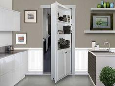 Zo verstop je een geheime kamer in je huis - Binnendeuren - Livios