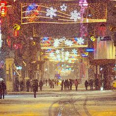 .@Çiler Geçici | ️ İstiklal Caddesi | İstanbul