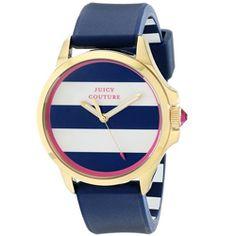Relógio Juicy Couture Silicone Azul Feminino - 1901222