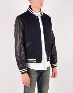 5e2cfc641 73 Best Varsity Jacket images in 2018 | Baseball jackets, Varsity ...