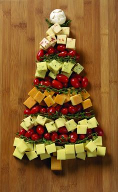 Cute appetizer idea from Cabot cheese