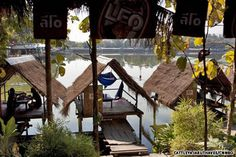 The Lake restaurants, Chiang Mai, Thailand.  Must try this September.