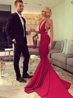 Mermaid Prom Dresses,Sexy Halter Evening Dress, CHeap prom Dress, V-Neck Prom Dresses,,Backless Prom Dresses,satin Mermaid Formal Gowns, Prom Dress,Formal Gowns Plus Size, Cocktail Dresses, formal dresses,Wedding guests dresses