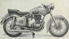 1955 Simson AWO 425 Sport