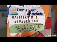 Deniz Kumu Anaokulu Reklam ve Tanıtım Videosu - YouTube