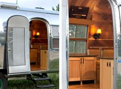 Stunning Restored 1954 Airstream Flying Cloud Travel Trailer ...