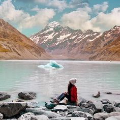 The is an easy 2 hour walk and one of the most popular tracks in 💙 It's a bit warmer now so there were only a… Most Popular, New Zealand, Mount Everest, Track, Walking, Australia, Photo And Video, Mountains, Instagram