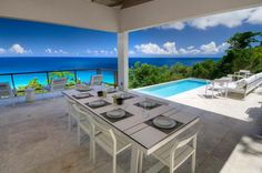 Villa Ventana in the British Virgin Islands