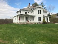 Vermont Greek Revival Farmhouse on 21 Acres | CIRCA Old Houses | Old Houses For Sale and Historic Real Estate Listings