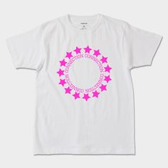 connectionのメンズ Tシャツ STARco